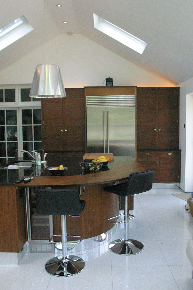 Garden rooms project 3 heritage orangeries for Garden room kitchen
