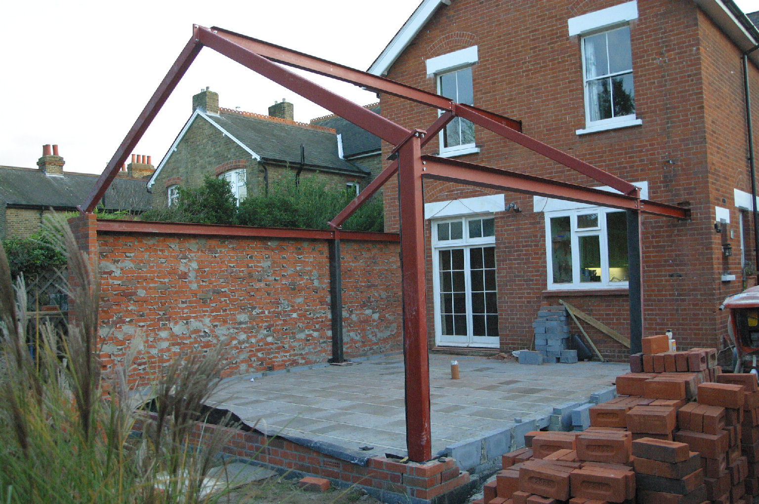 Roof Beam Span Uk Laminated Curved Beams Ideas House