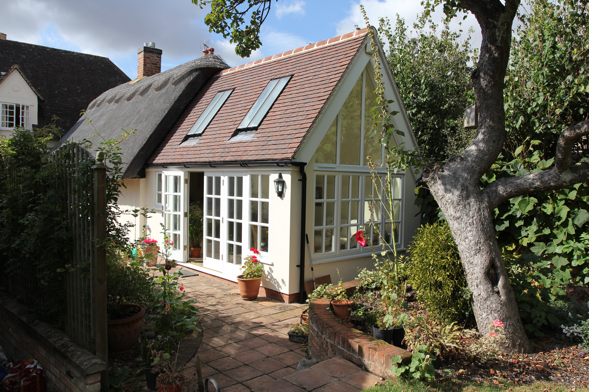 Kitchen extensions project 3 heritage orangeries for Garden room extensions