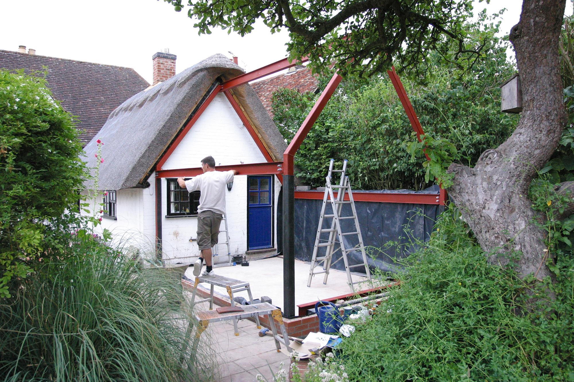 Kitchen Extensions Project 3 Heritage Orangeries
