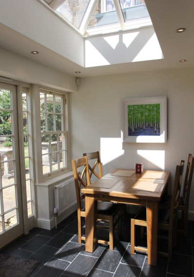 Kitchen extensions project 8 heritage orangeries for Small room extension