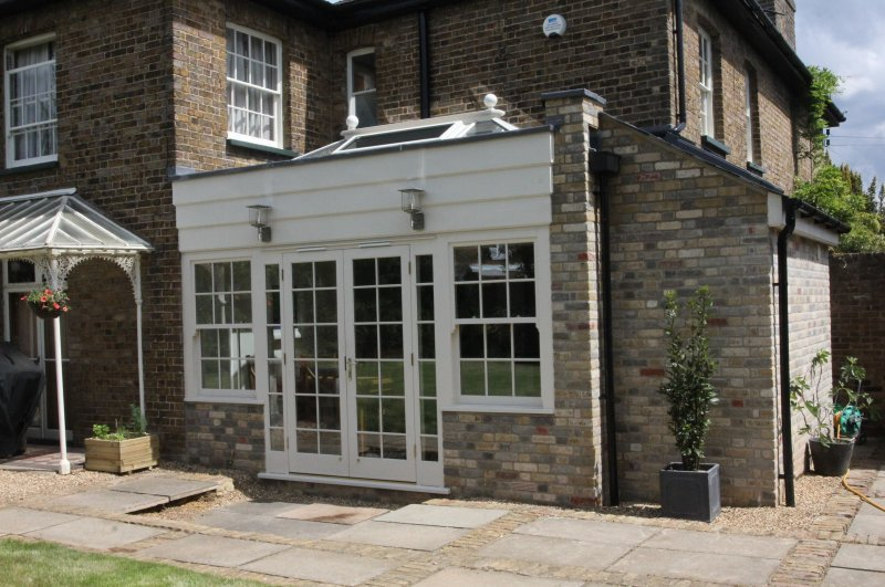 Kitchen extensions project 8 heritage orangeries for Orangery extension kitchen