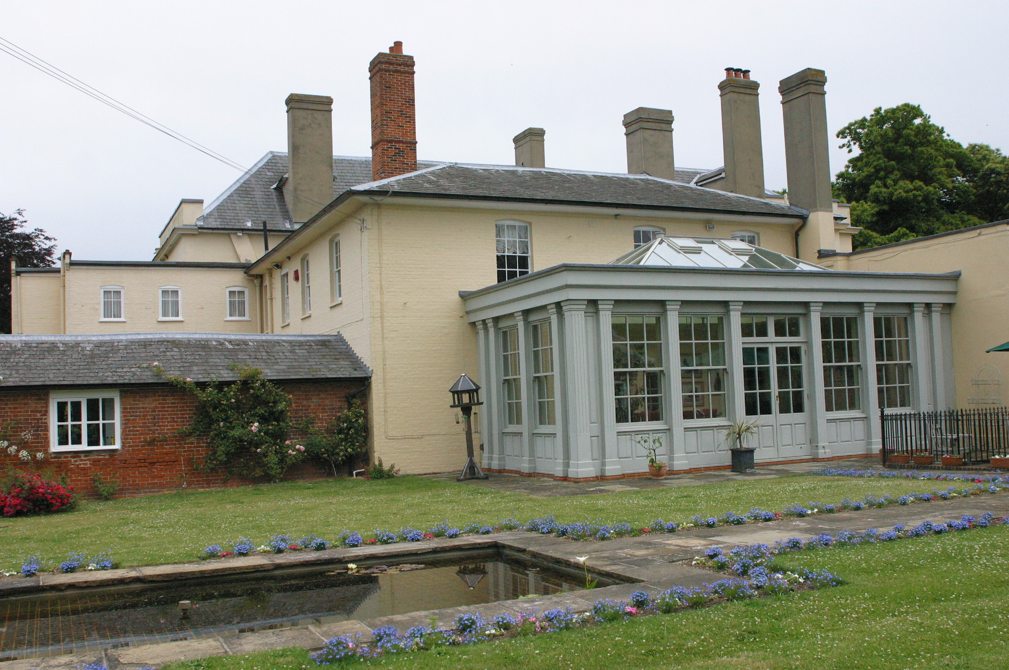 Listed Buildings Project 2 Heritage Orangeries