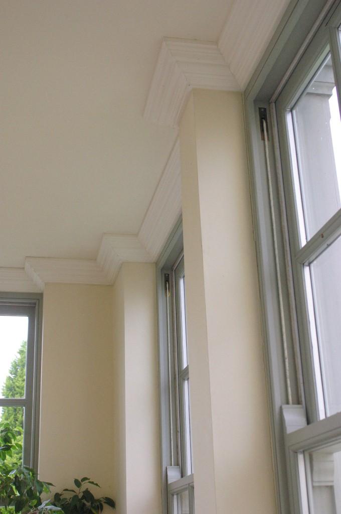Chorded Sliding Sash Window