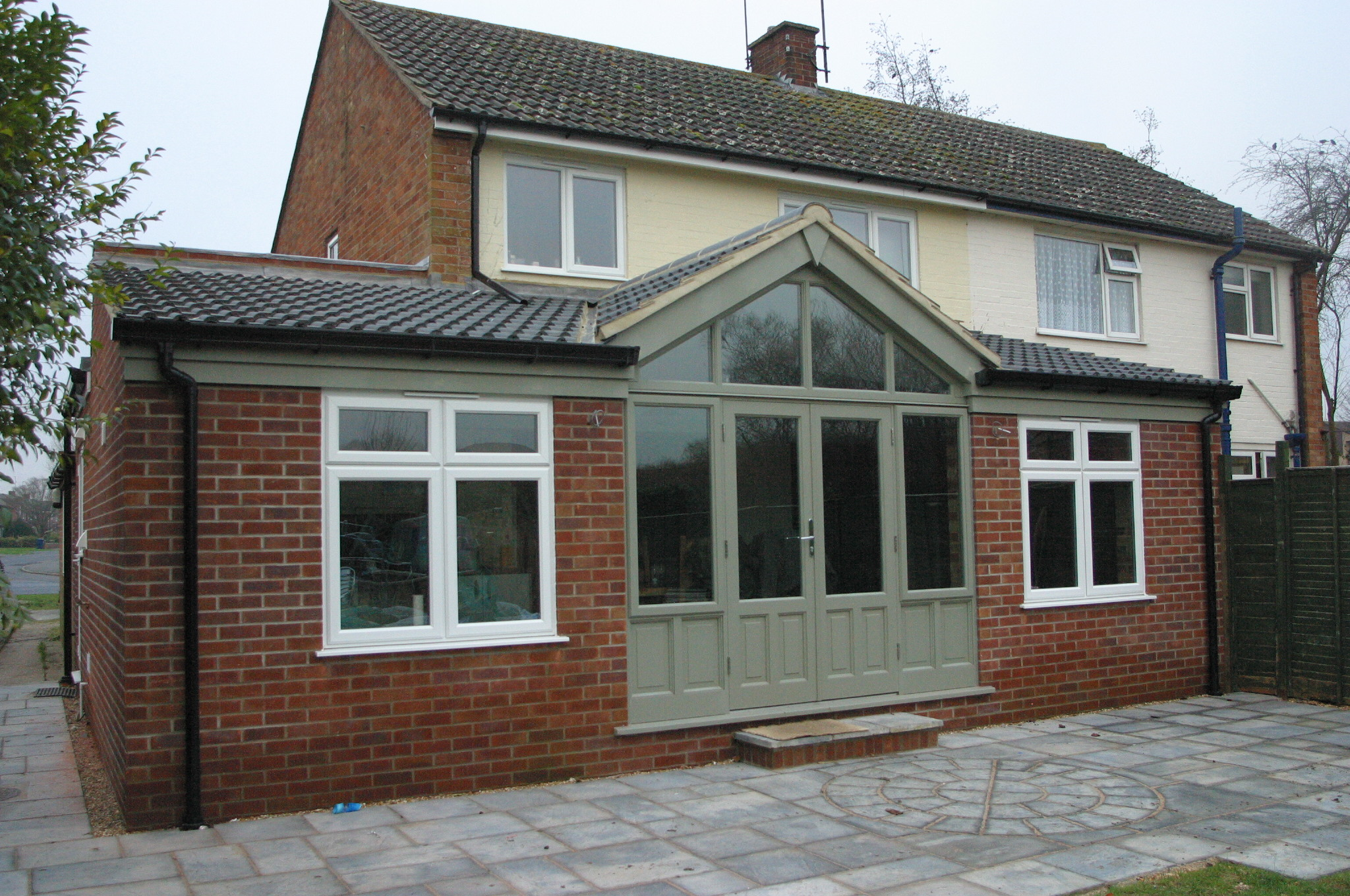 Kitchen extensions heritage orangeries for Garden room designs uk