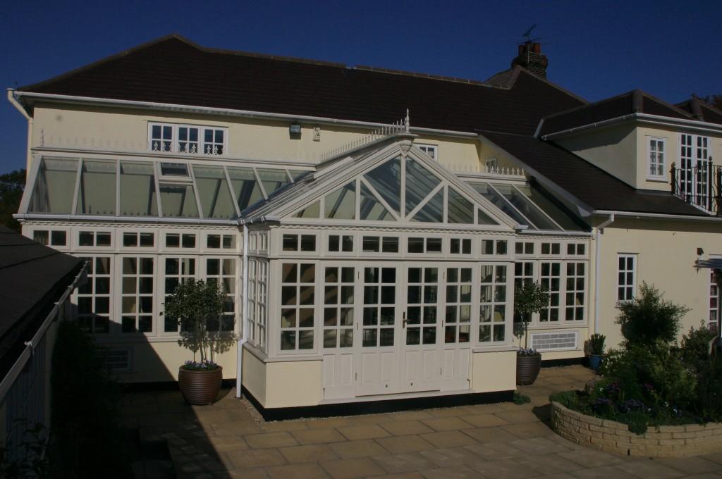 hardwood conservatory 1
