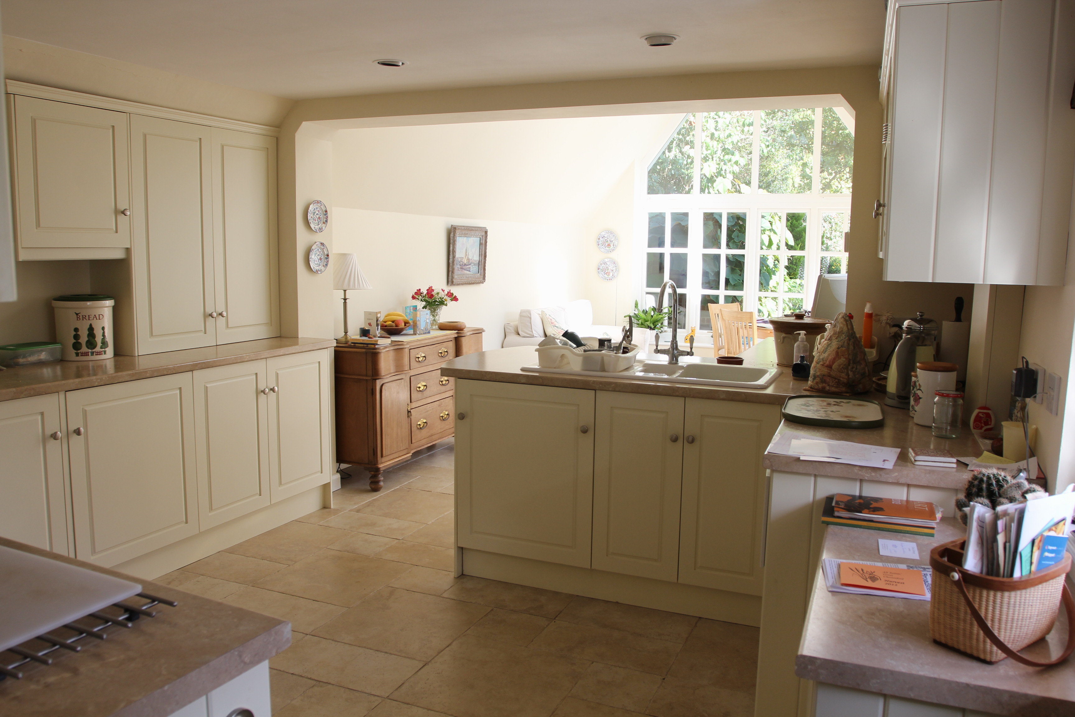 Kitchen extensions heritage orangeries for Kitchen ideas extension