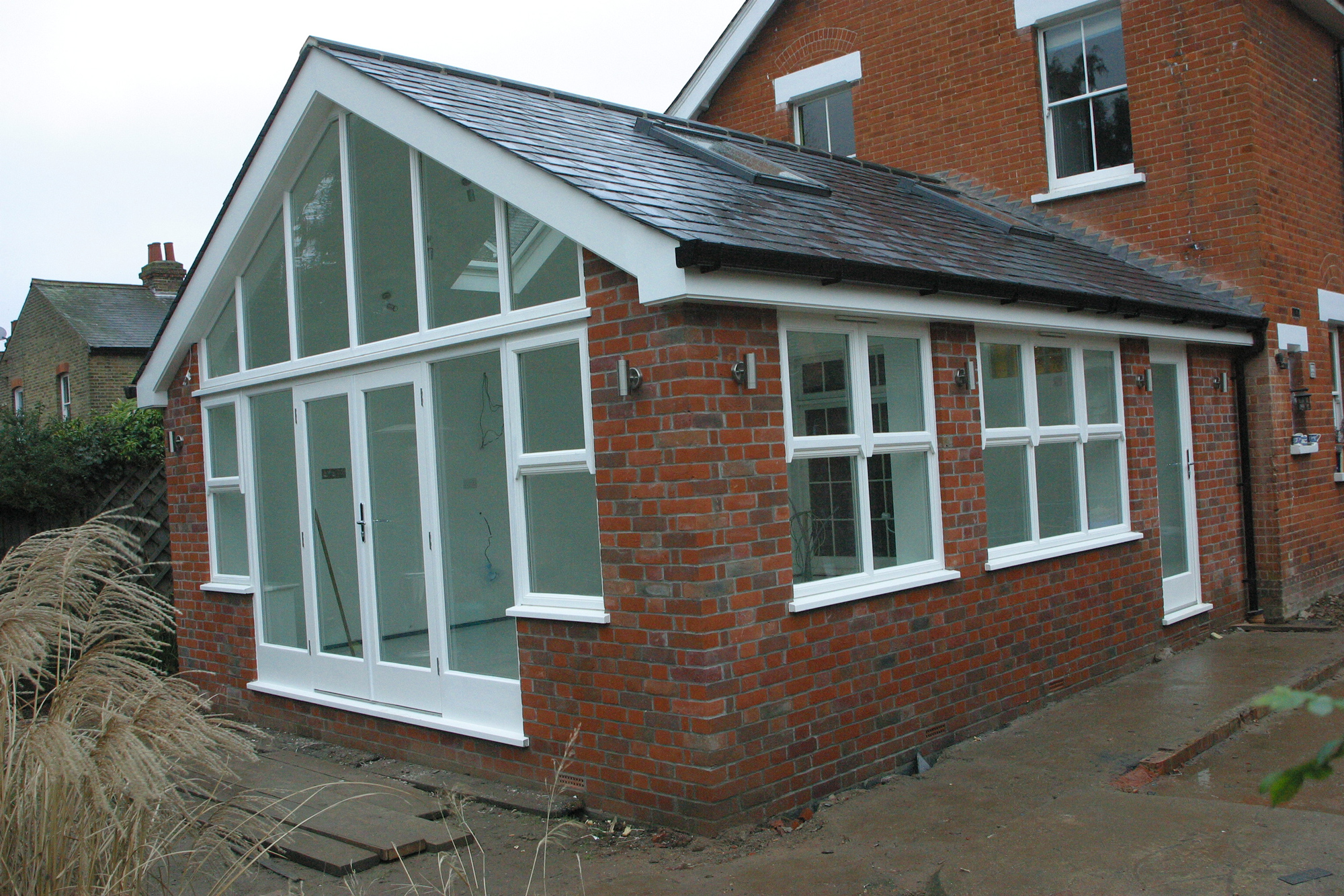 Kitchen extensions heritage orangeries for House plans with garden room