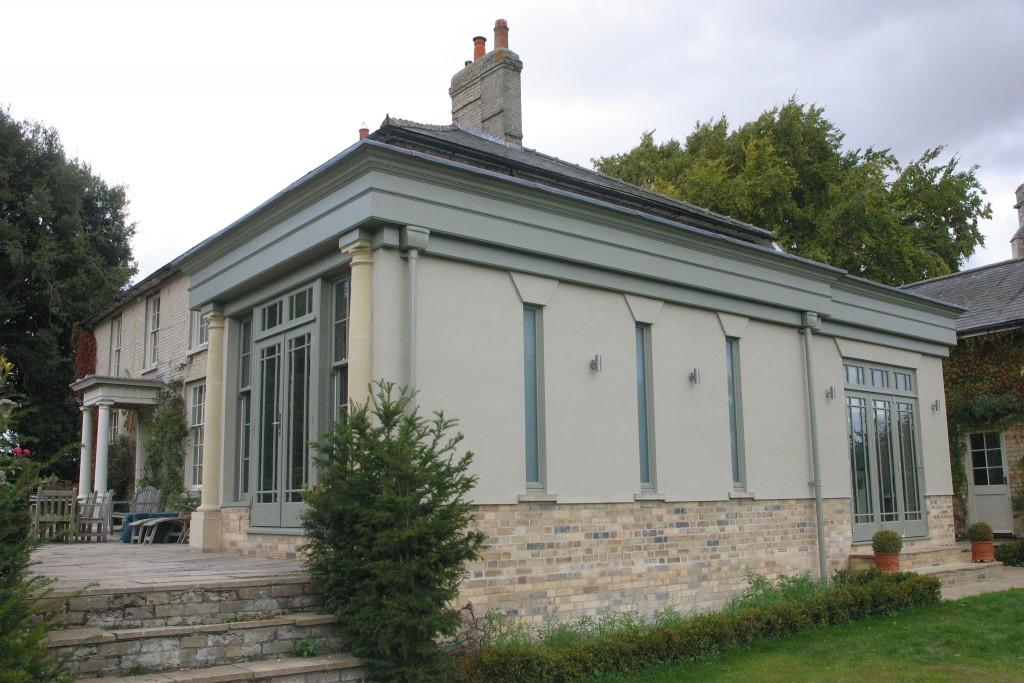 listed building orangery external 3