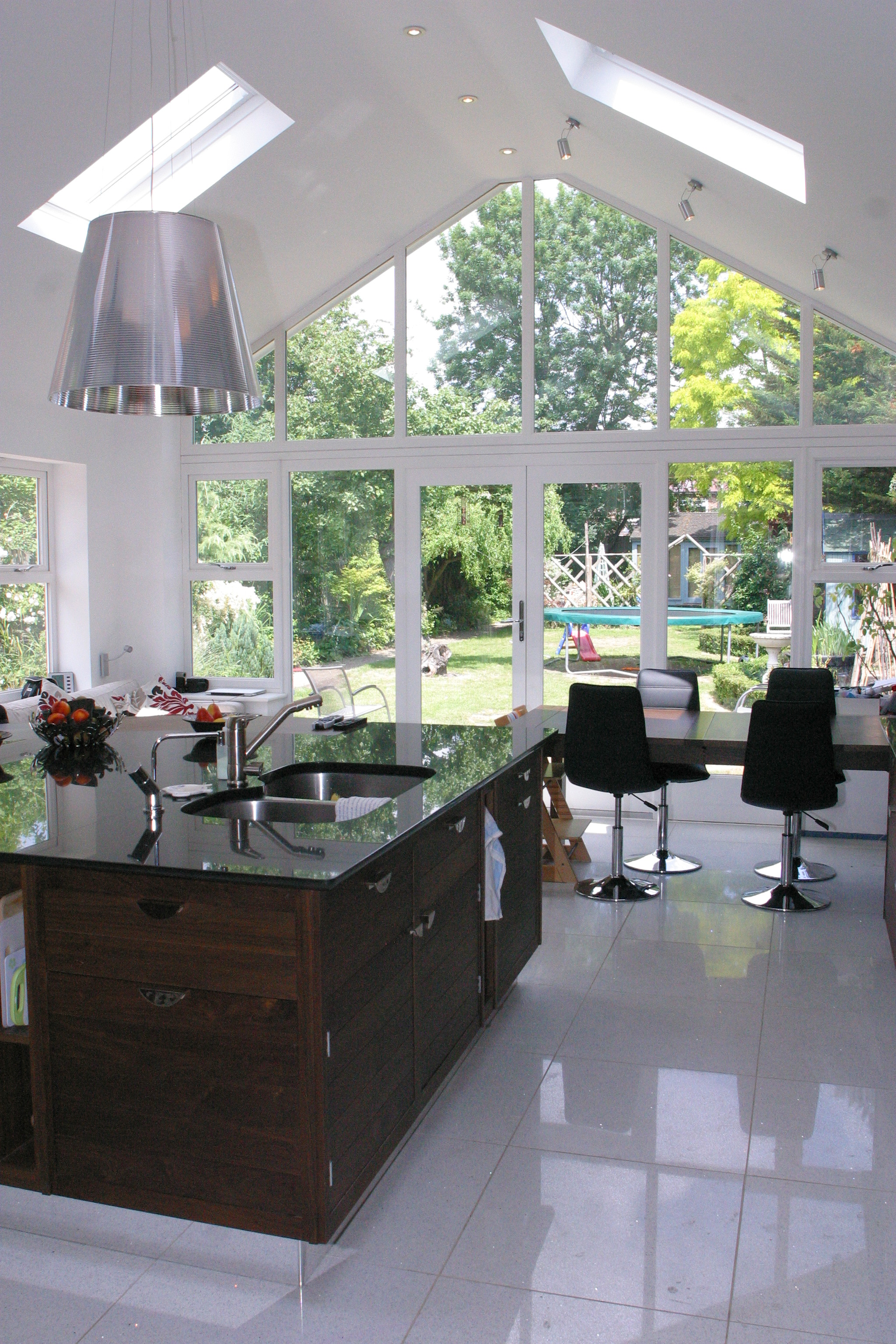 Kitchen extensions heritage orangeries for Design my own home extension